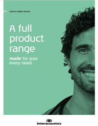 Full Range of Products