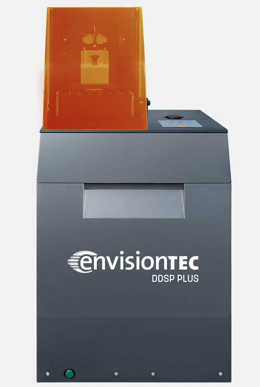 EnvisionTEC's Perfactory Desktop Digital...