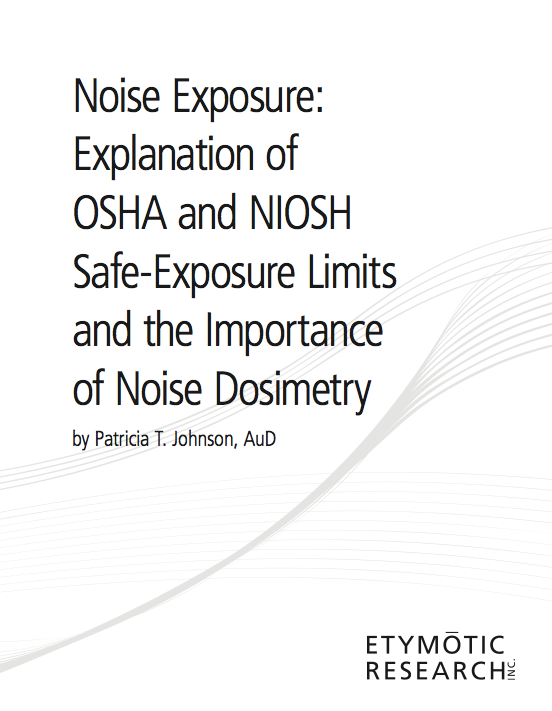white noise research paper