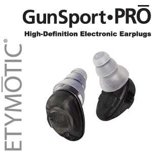 GunSport•PRO®  High-Definition Electr...