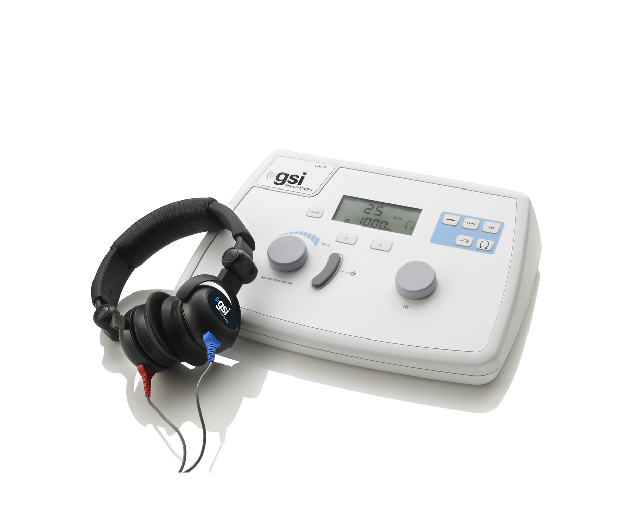 GSI 18™ Screening Audiometer