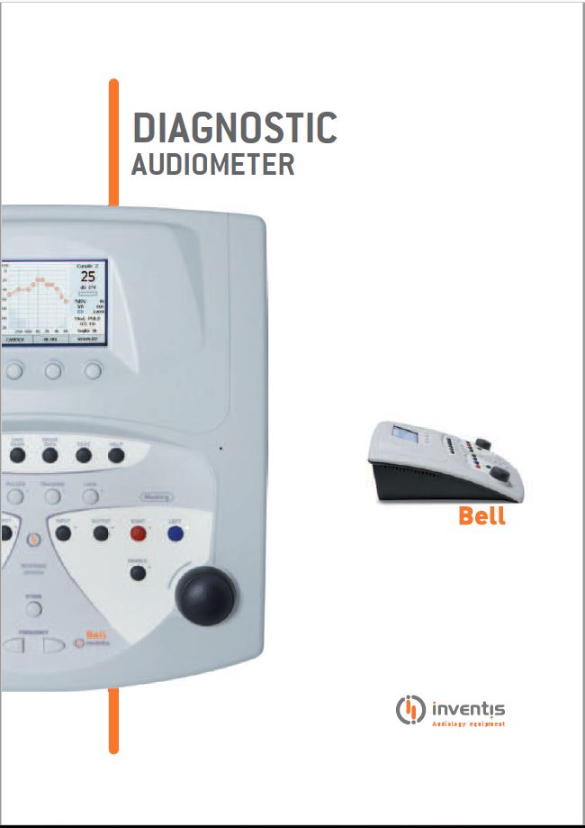 Bell - Diagnostic Audiometer