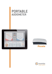 Piccolo - PC or iPad controlled audiomet...