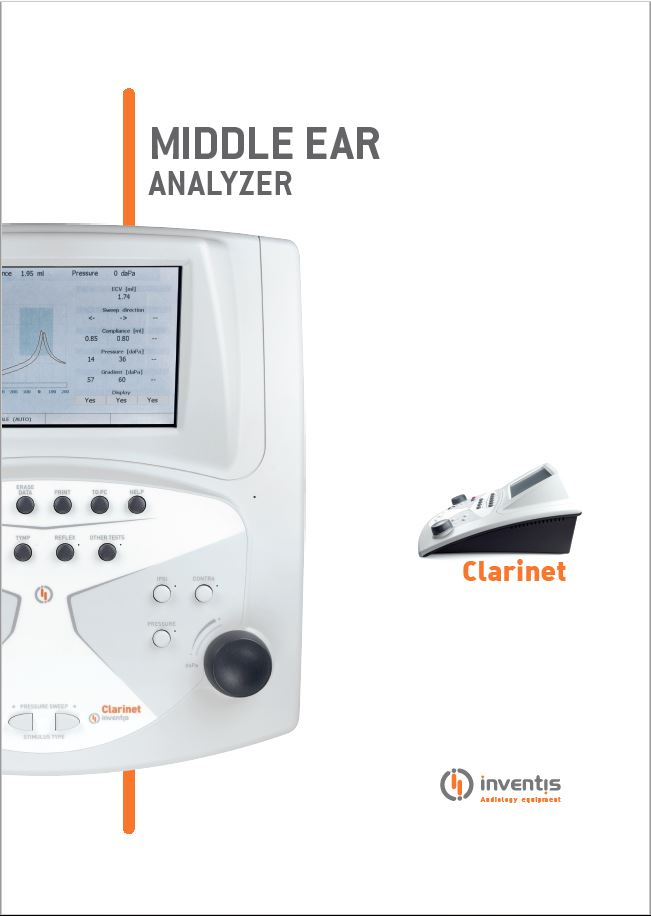 Clarinet - Clinical Middle Ear Analyzer