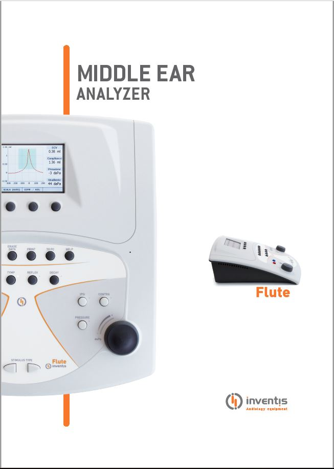 Flute - Diagnostic middle ear analyzer