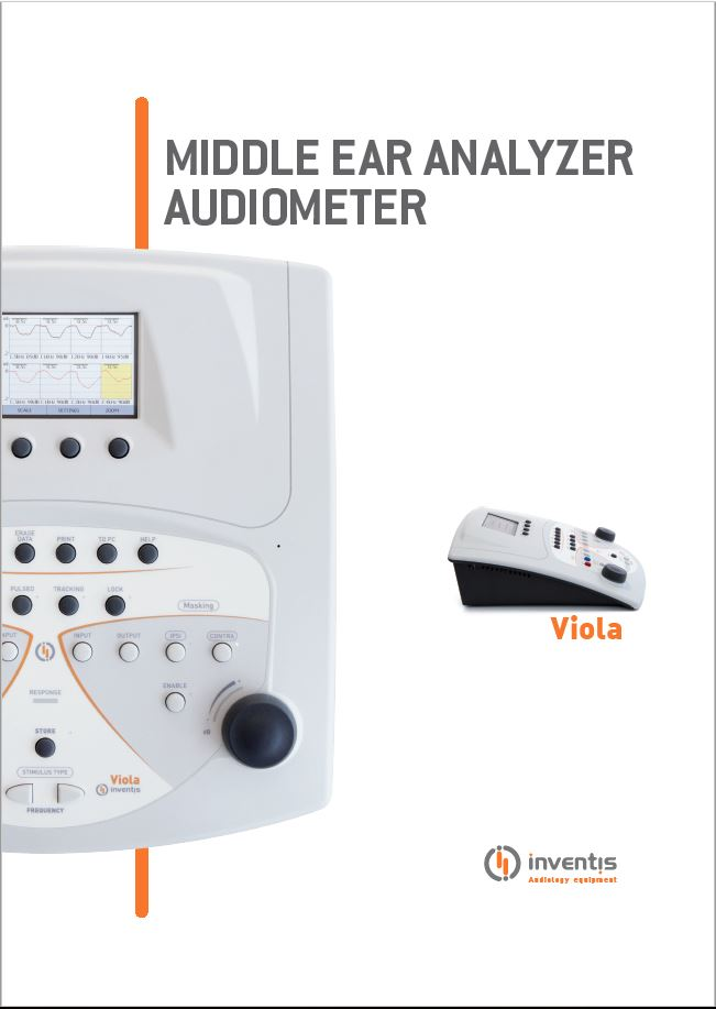 Viola - Diagnostic Middle Ear Analyzer a...