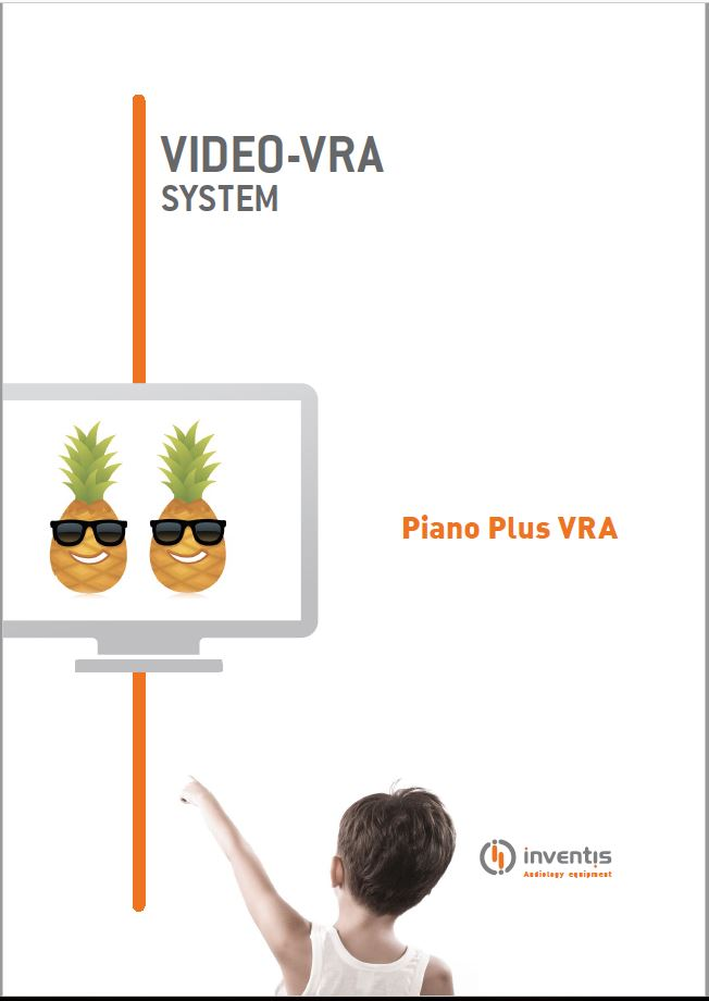 Piano Plus VRA - Clinical audiometer