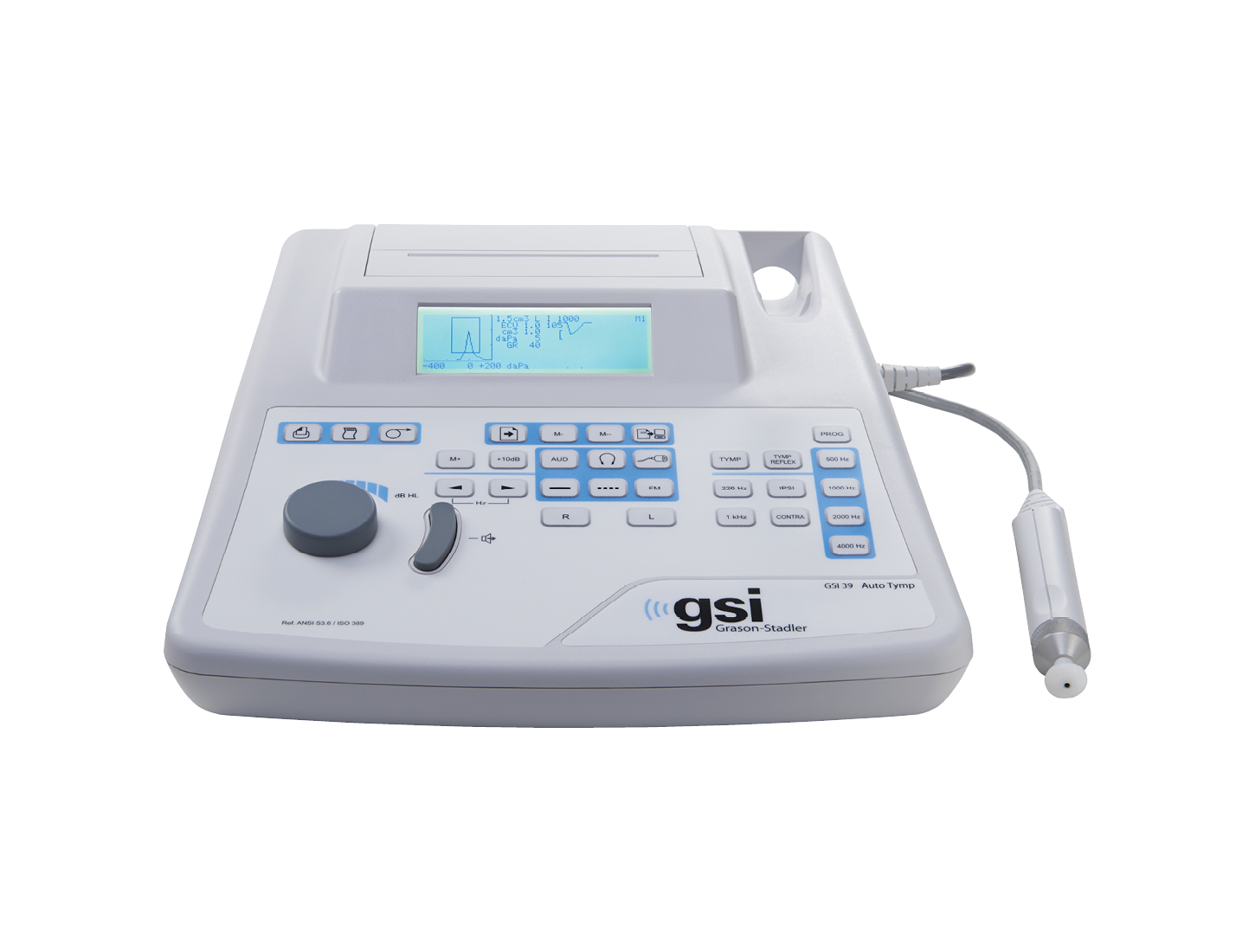 GSI 39™ | Pure Tone & Tympanometry Scr...