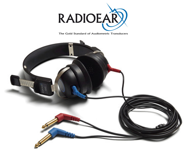 RadioEar DD45 Adult audiometric headset